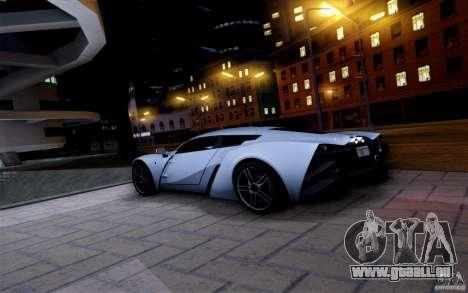 SA Beautiful Realistic Graphics 1.6 pour GTA San Andreas douzième écran