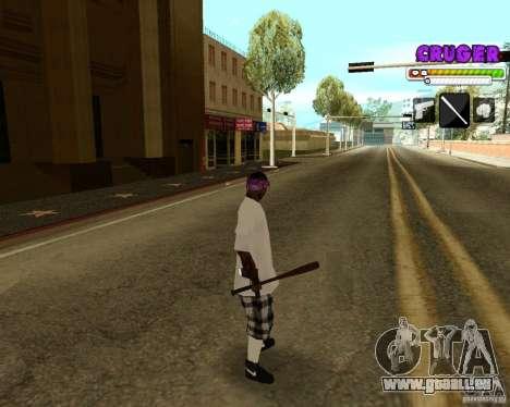 Ballas by R.Cruger pour GTA San Andreas quatrième écran