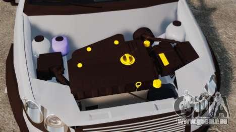 Fiat Palio Adventure Locker Evolution für GTA 4 Innenansicht