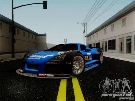 Gumpert Apollo 2005 für GTA San Andreas