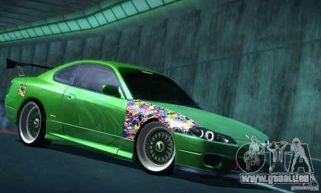 Nissan Silvia S15 für GTA San Andreas
