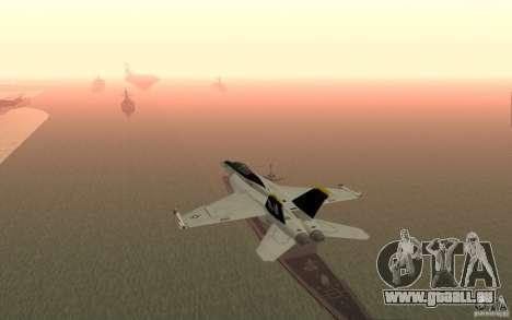 CSG-11 für GTA San Andreas zweiten Screenshot