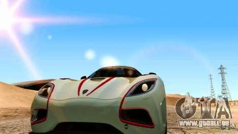 Direct R V1.1 pour GTA San Andreas troisième écran