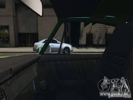 Porsche 911 Turbo RWB Pandora One Beta für GTA 4 Unteransicht