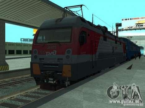 ÈP1M-CFR 700 pour GTA San Andreas