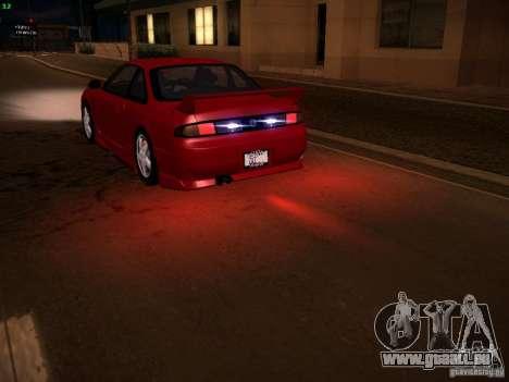 Nissan Silvia S14 Ks Sporty 1994 pour GTA San Andreas vue de côté