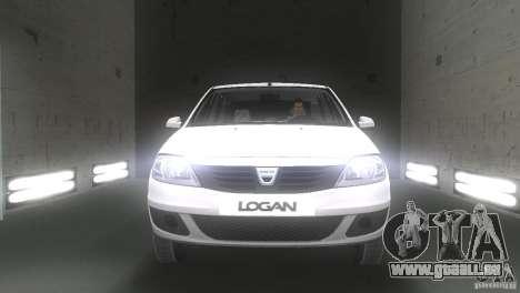Dacia Logan pour GTA Vice City