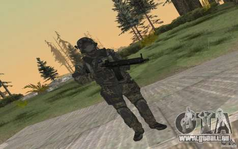 Seals soldier from BO2 für GTA San Andreas her Screenshot