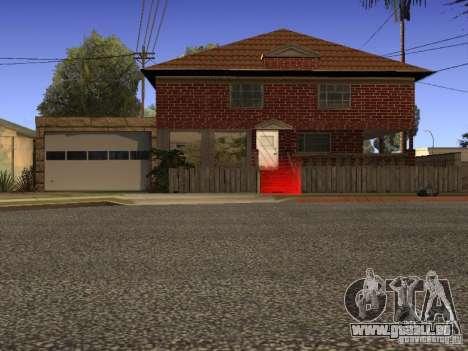 New Los Santos pour GTA San Andreas troisième écran