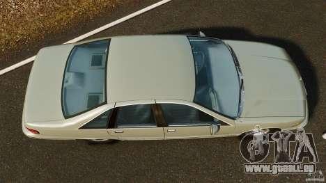 Chevrolet Caprice 1991 für GTA 4 rechte Ansicht