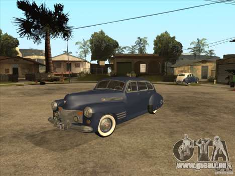 Cadillac 61 1941 pour GTA San Andreas