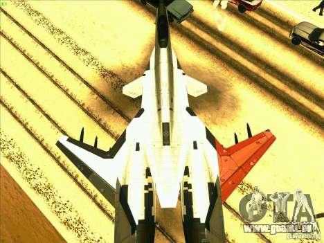 ADFX-02 Morgan pour GTA San Andreas vue de droite