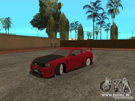 Ford Mustang pour GTA San Andreas
