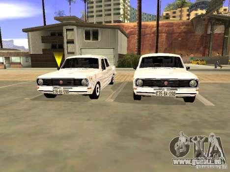 GAZ 24-10 pour GTA San Andreas