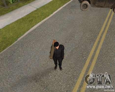 Jason Statham pour GTA San Andreas cinquième écran