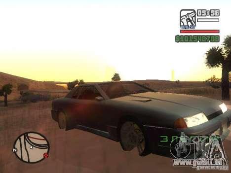 Neue Elegie für GTA San Andreas Seitenansicht