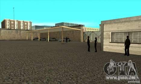 Erneuerung der Fahrschulen in San Fierro V 2.0 F für GTA San Andreas zweiten Screenshot