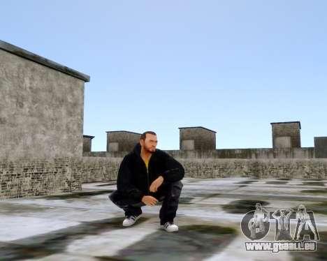 Veste Jacket pour GTA 4 troisième écran