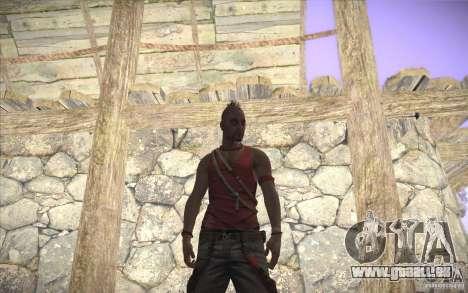 Vaas de Far Cry 3 pour GTA San Andreas