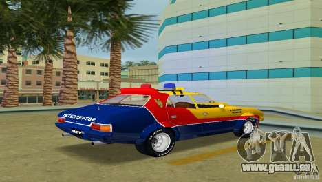 Ford Falcon 351 GT Interceptor für GTA Vice City linke Ansicht