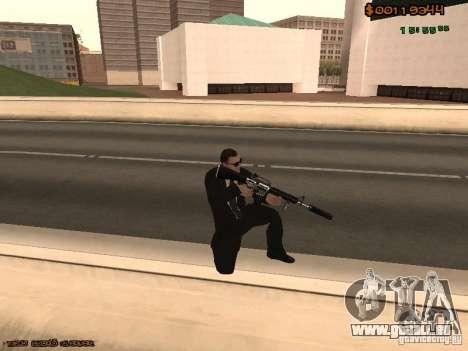 Gray weapons pack für GTA San Andreas fünften Screenshot