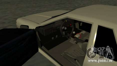 Elegy Roportuance für GTA San Andreas rechten Ansicht