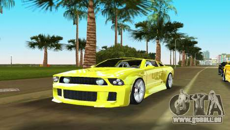 Ford Mustang 2005 GT pour GTA Vice City