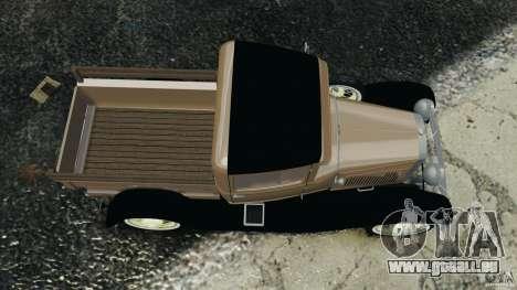 Ford Model A Pickup 1930 pour GTA 4 est un droit