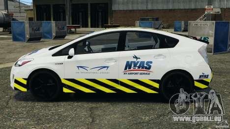 Toyota Prius NY Airport Service pour GTA 4 est une gauche