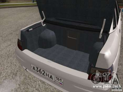 VAZ-2110-drain für GTA San Andreas rechten Ansicht