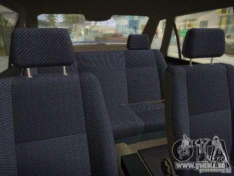 Daewoo-FSO Polonez Atu Plus 1.6 pour GTA San Andreas vue intérieure