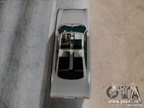 Ford Fortynine für GTA San Andreas rechten Ansicht