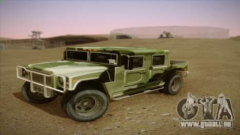 HD Patriot für GTA San Andreas
