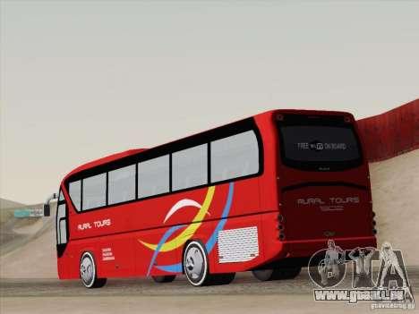 Neoplan Tourliner. Rural Tours 1502 für GTA San Andreas rechten Ansicht