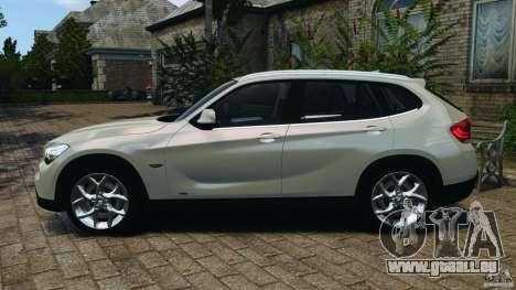 BMW X1 pour GTA 4 est une gauche