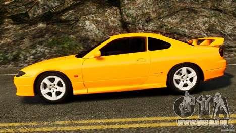 Nissan Silvia S15 Stock pour GTA 4 est une gauche