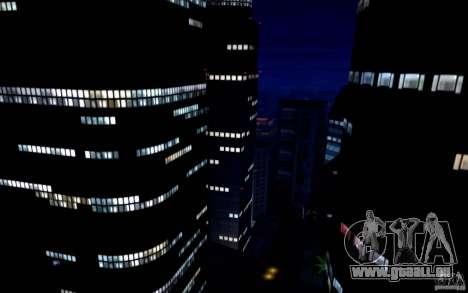 SA Beautiful Realistic Graphics 1.6 pour GTA San Andreas huitième écran