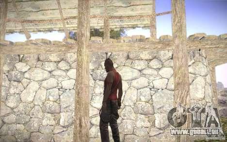 Vaas de Far Cry 3 pour GTA San Andreas quatrième écran