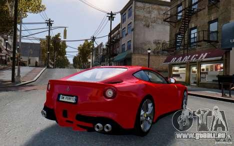 Ferrari F12 Berlinetta 2013 [EPM] pour GTA 4 est une gauche
