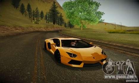 New ENB by Russkiy Sergant V1.0 pour GTA San Andreas quatrième écran
