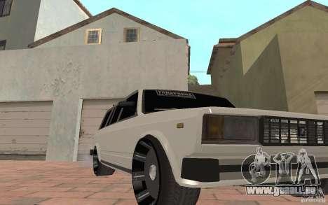 VAZ 2104 pour GTA San Andreas salon