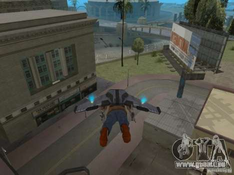 JetWings Black Ops 2 für GTA San Andreas fünften Screenshot