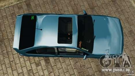 Chevrolet Kadett GSI für GTA 4 rechte Ansicht