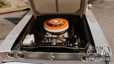 Dodge Coronet 1967 pour GTA 4 est un côté