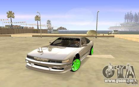 Nissan 200SX Monster Energy pour GTA San Andreas