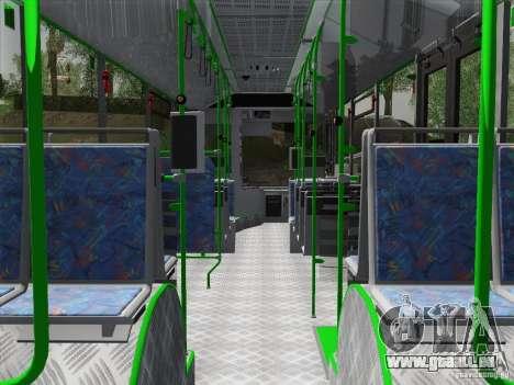 Design X3 für GTA San Andreas Innen