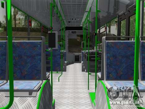 Design X3 pour GTA San Andreas salon