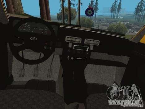 VAZ 21214 Niva pour GTA San Andreas vue de droite
