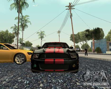 Star ENBSeries by Nikoo Bel für GTA San Andreas zehnten Screenshot
