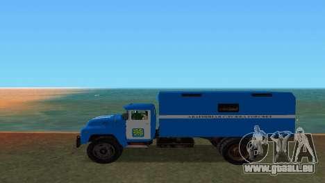 ZIL 130 für GTA Vice City linke Ansicht